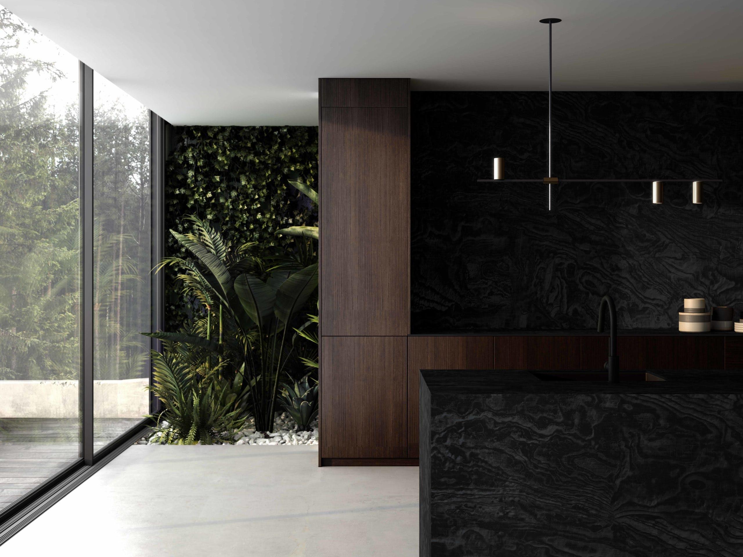 Image of Dekton Kitchen Embers blog scaled 2 in Dekton® Liquid by PATTERNITY - Cosentino