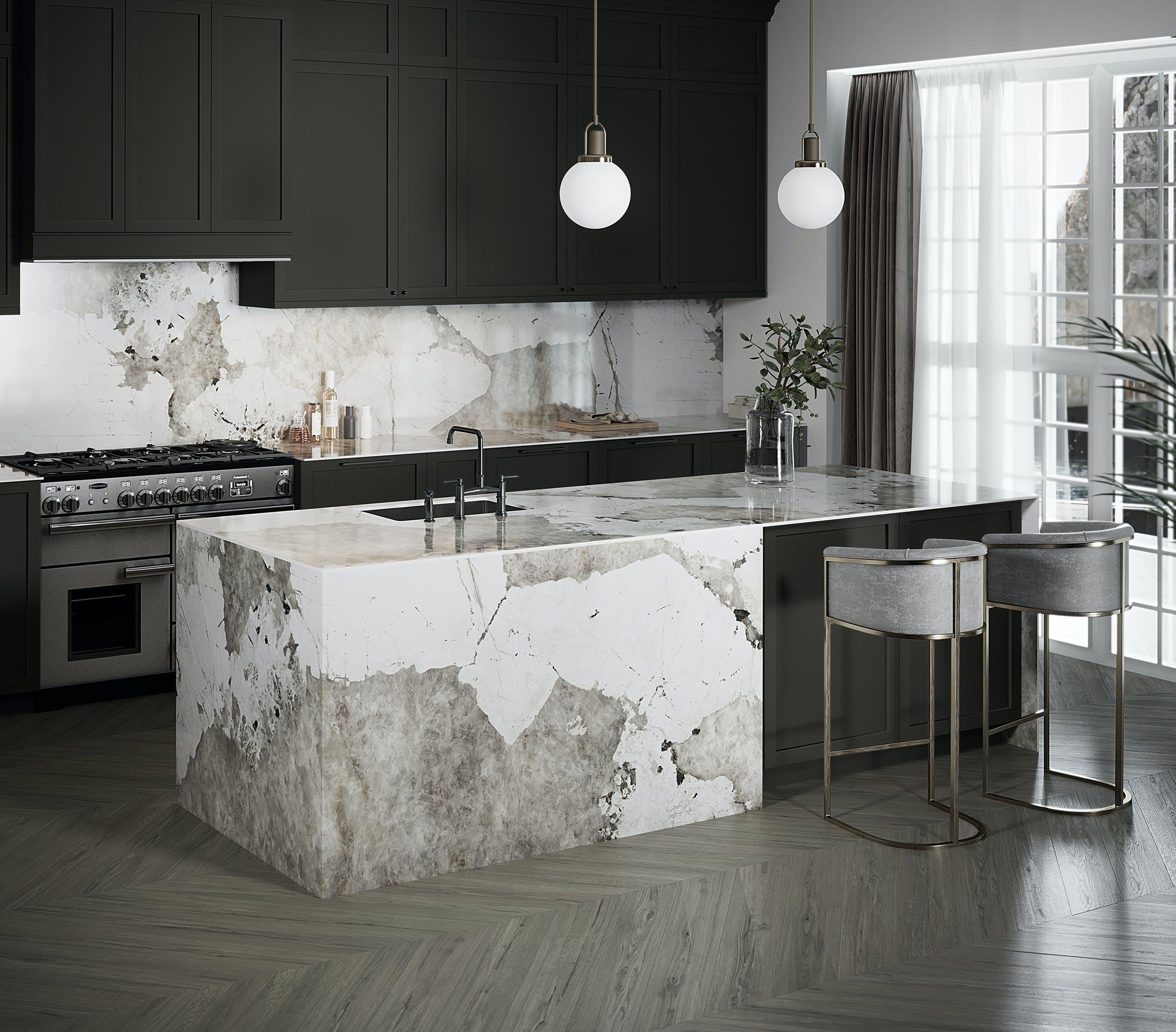 Image of Dekton Kitchen Khalo web 1 in Dekton Avant-Garde Series Named Honored in 2020 NYCxDesign Awards - Cosentino