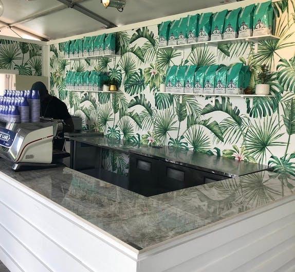 Image of Dekton Taga Miami Open Hospitality 1 in Dekton by Cosentino announces sponsorship of 2019 Miami Open - Cosentino