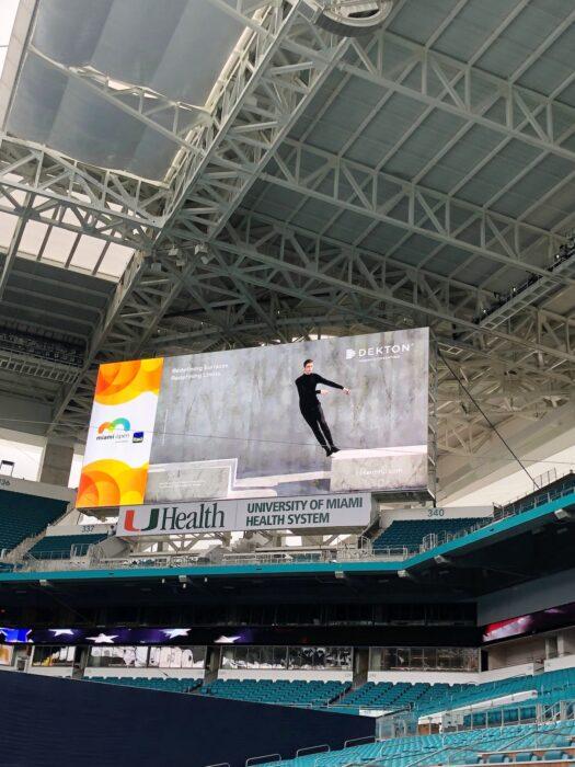 Image of Dekton Sponsor Miami Open 2 in Miami honours Cosentino Group with the Keys to the City - Cosentino