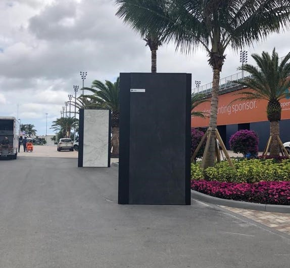 Image of Dekton Sponsor Miami Open2 1 in Dekton by Cosentino announces sponsorship of 2019 Miami Open - Cosentino