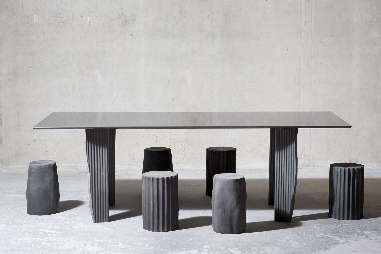 Image of Dektonhenge jara varela 4 2 1 in Cosentino at Milan Design Week 2019 - Cosentino