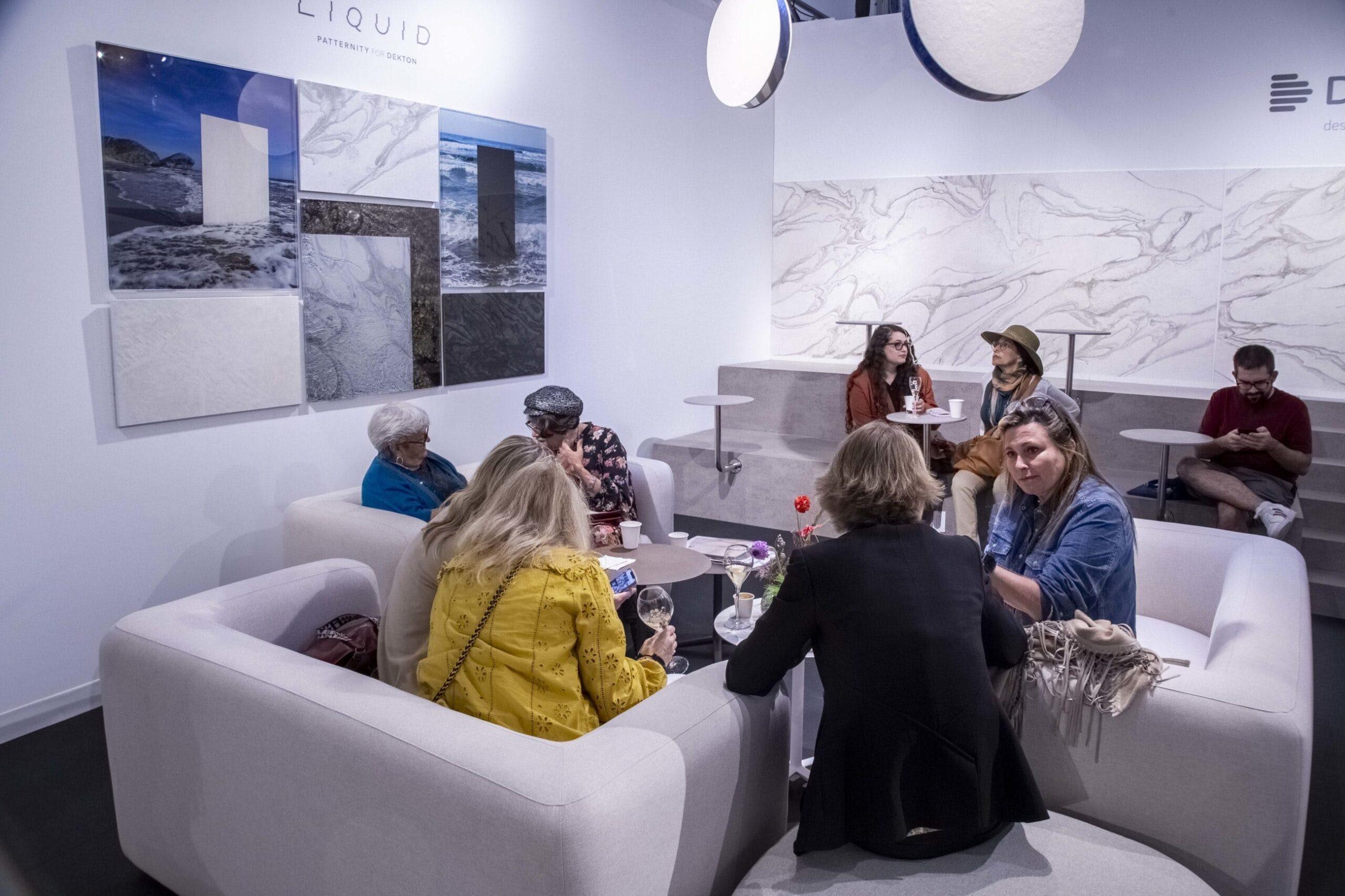 Image of Design Miami Booth Dekton1 2 2 scaled in Cosentino returns to Miami Design Week 2019 - Cosentino