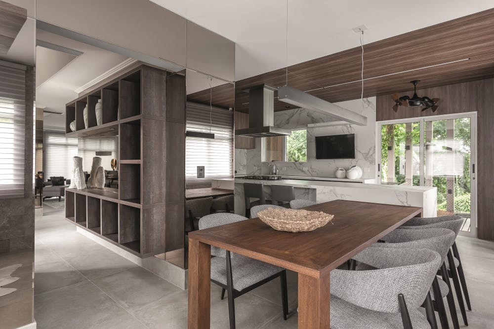 Image of EM 1 in Talita Nogueira: Interior architecture with different flavours - Cosentino
