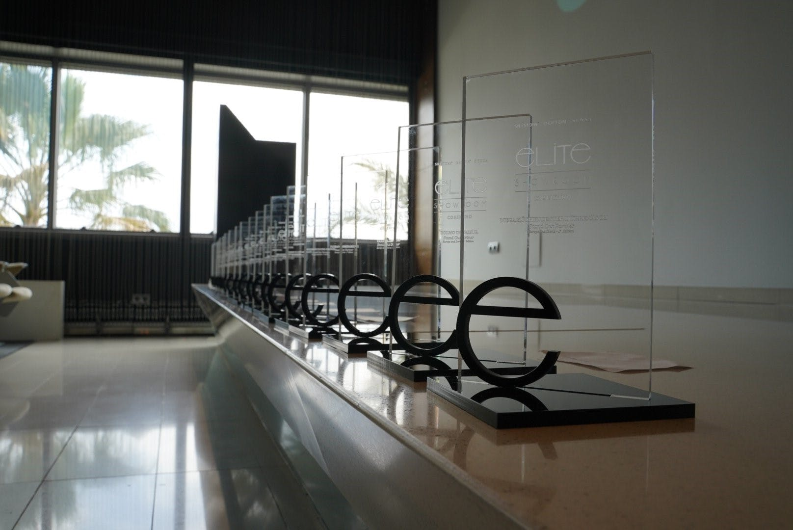"""Image of Elite Awards Cosentino 1 in The best """"Elite"""" shops in Europe visit Cosentino - Cosentino"""