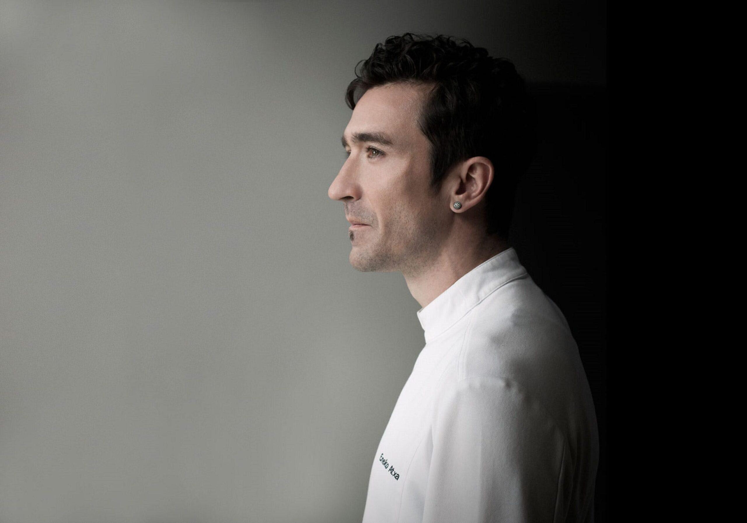 """Image of Eneko Atxa 2 2 scaled in Eneko Atxa: """"Chef of the Year"""", sponsored by Dekton® - Cosentino"""
