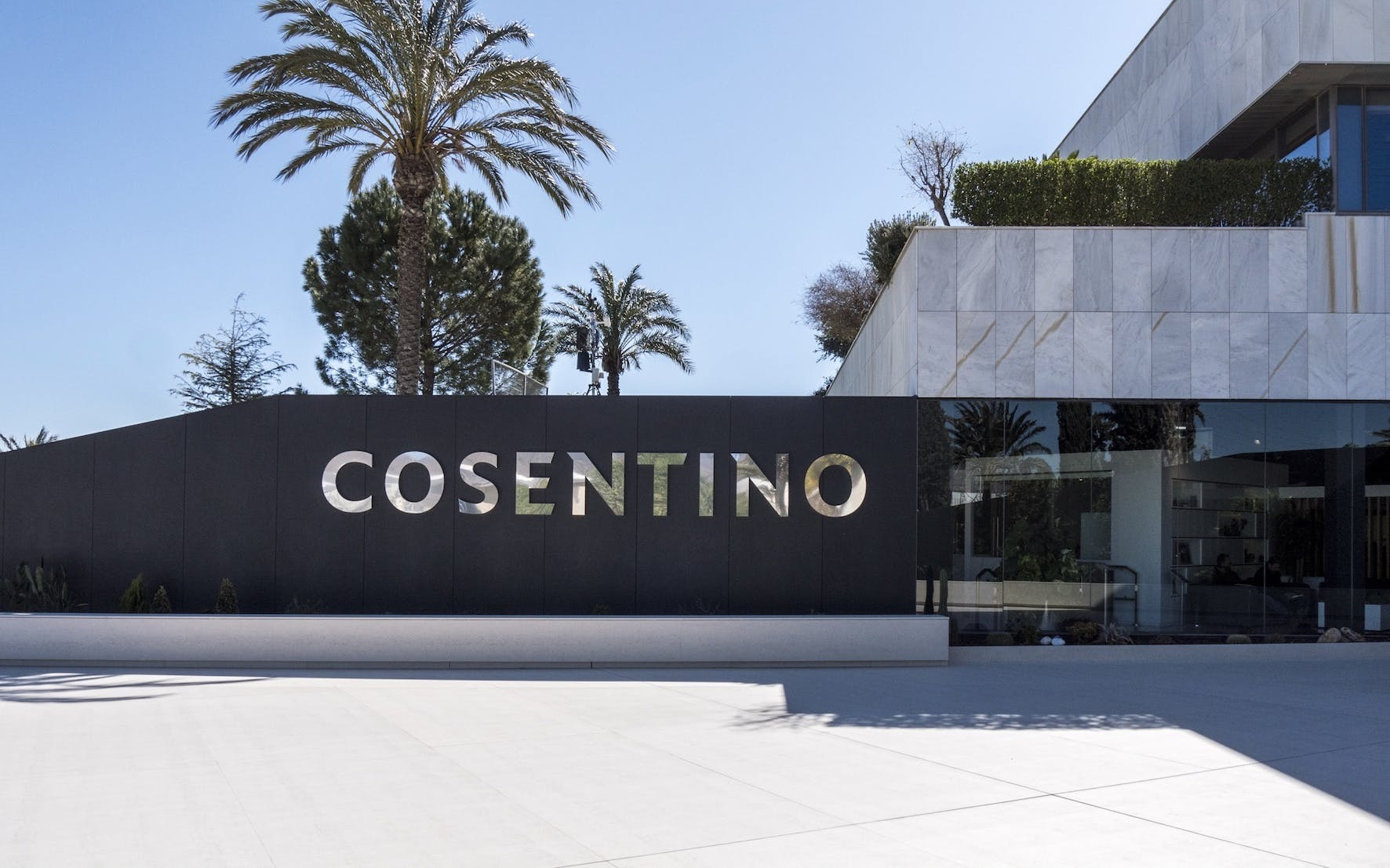 Image of Entrada HQ Cosentino 1 8 in Cosentino Group reports strong results in 2020 - Cosentino