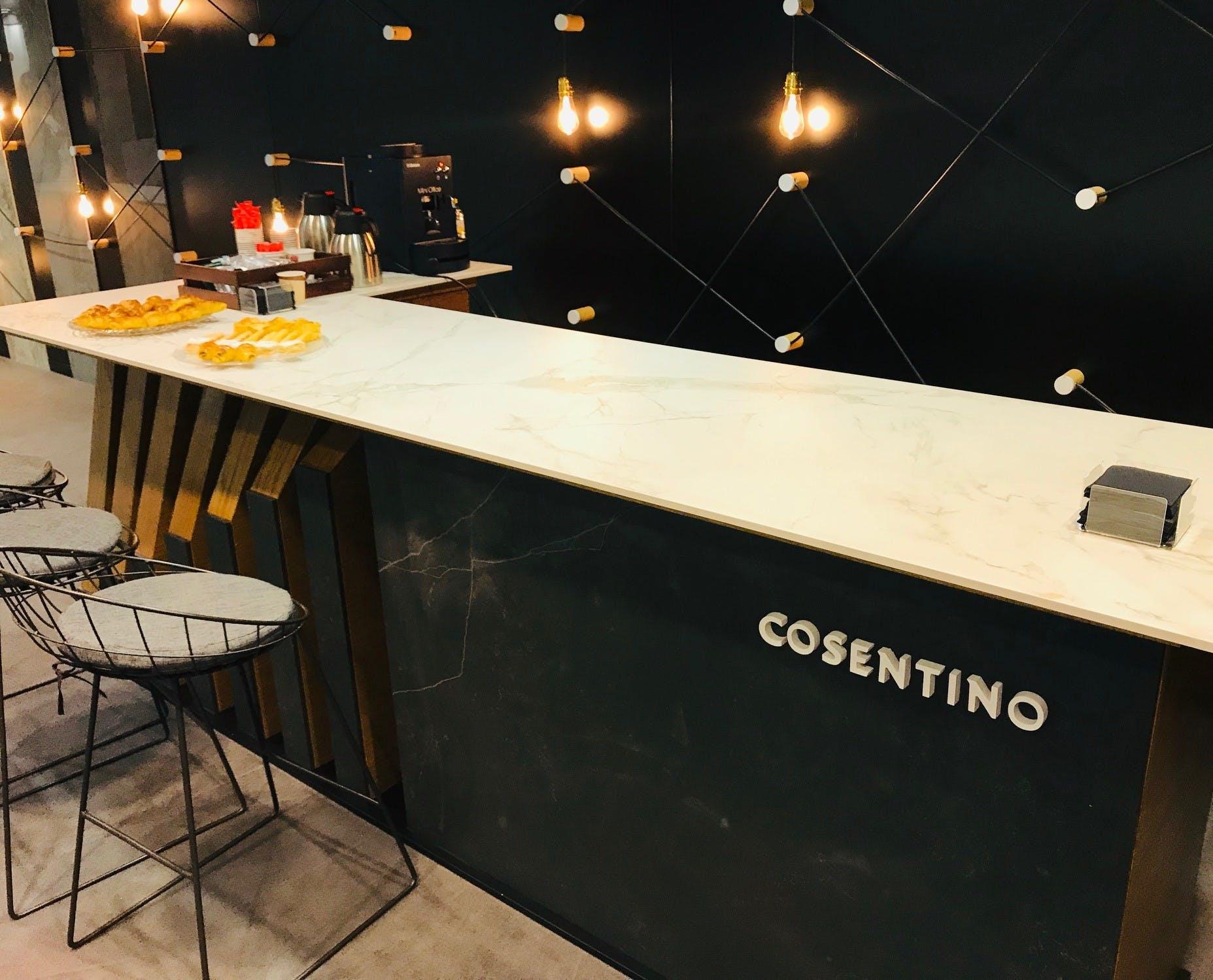 Image of Espacio Cosentino MMO 2019 5 1 1 in Dekton® stars at the Mutua Madrid Open - Cosentino