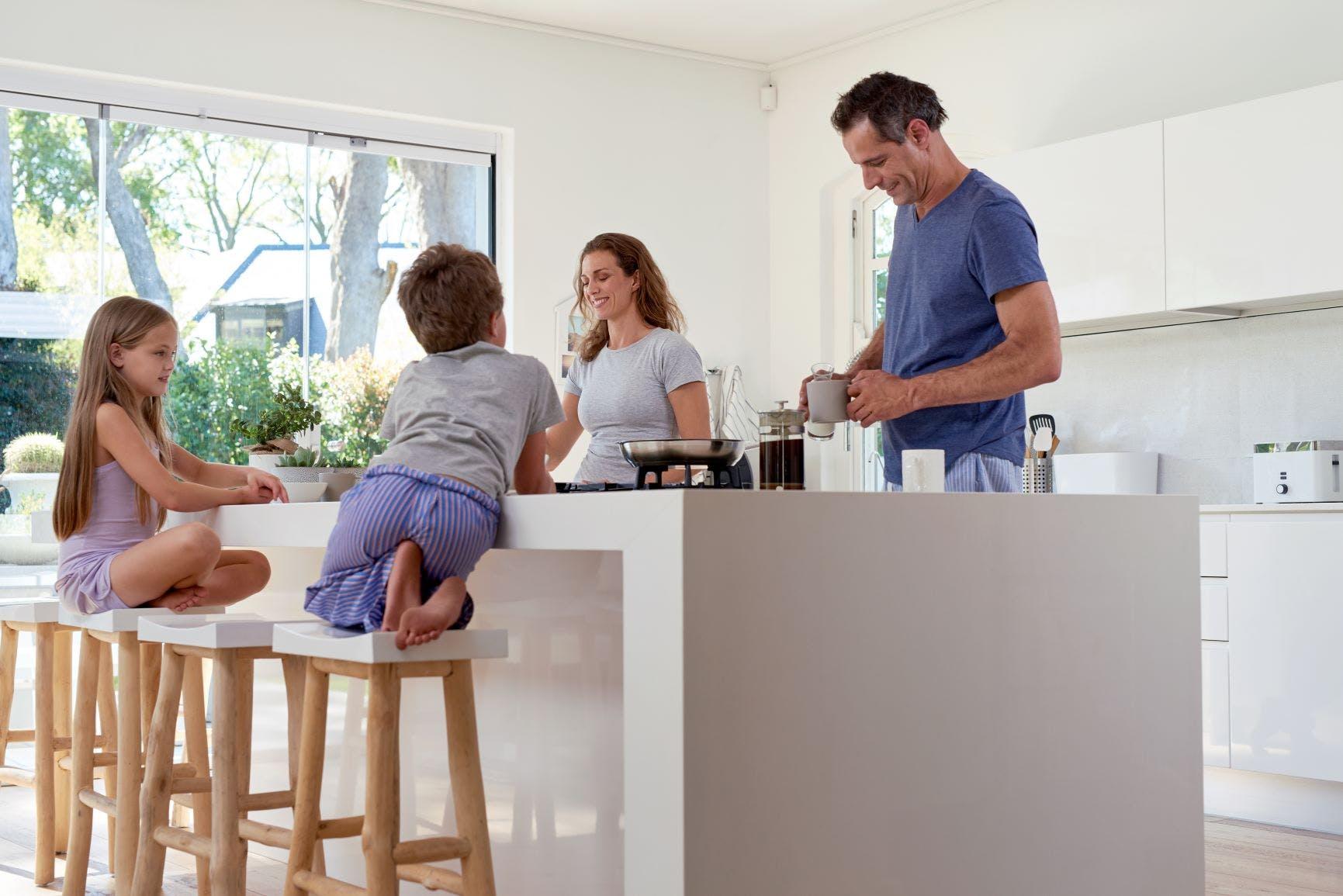 Image of Espacio para cuidar de la salud 4 in Global Kitchen: the kitchen, the heart of the home - Cosentino