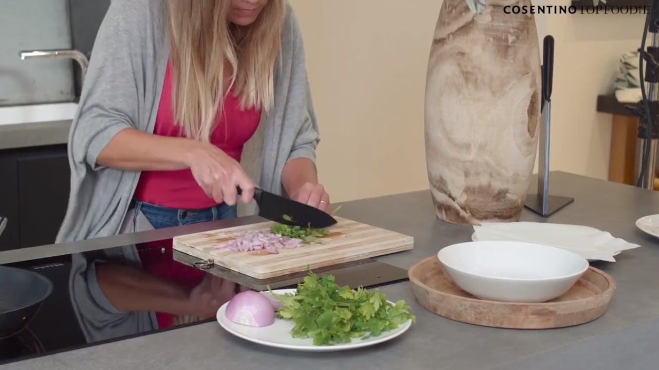 Image of Falafel 2 3 in Falafel and Hummus Buddha Bowl Recipe - Cosentino