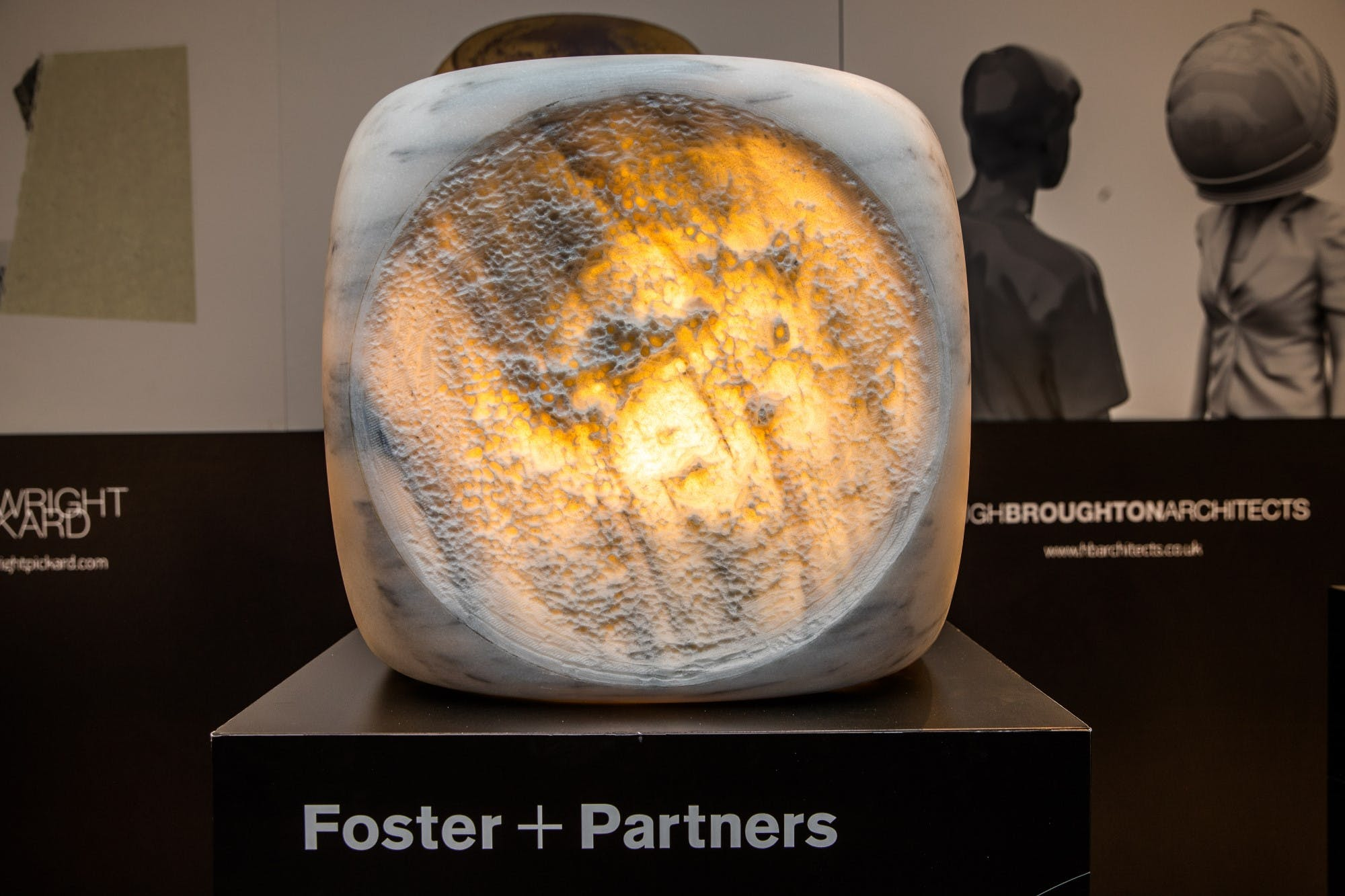Image of Foster Partners Sculpture 4 in Cosentino Announces the Winners of its Carved in Stone Competition - Cosentino