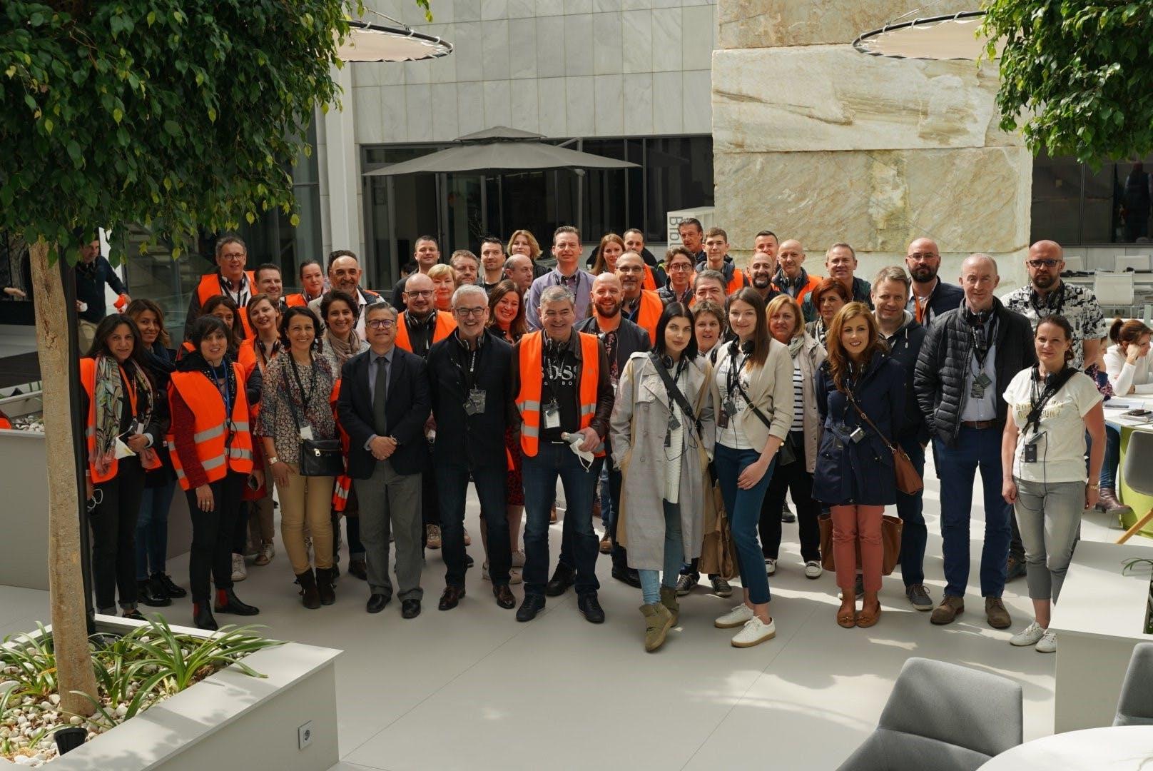 "Image of Foto ELITE Cosentino 1 in The best ""Elite"" shops in Europe visit Cosentino - Cosentino"