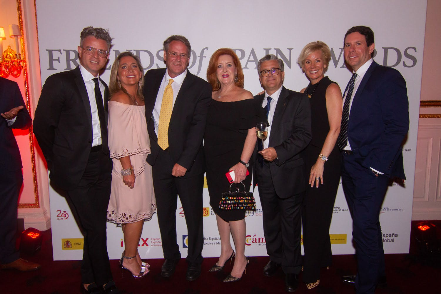 """Image of Friends of Spain2019 0089 2 in Cosentino recognizes ASID and NKBA as """"Friends of Spain"""" in USA - Cosentino"""