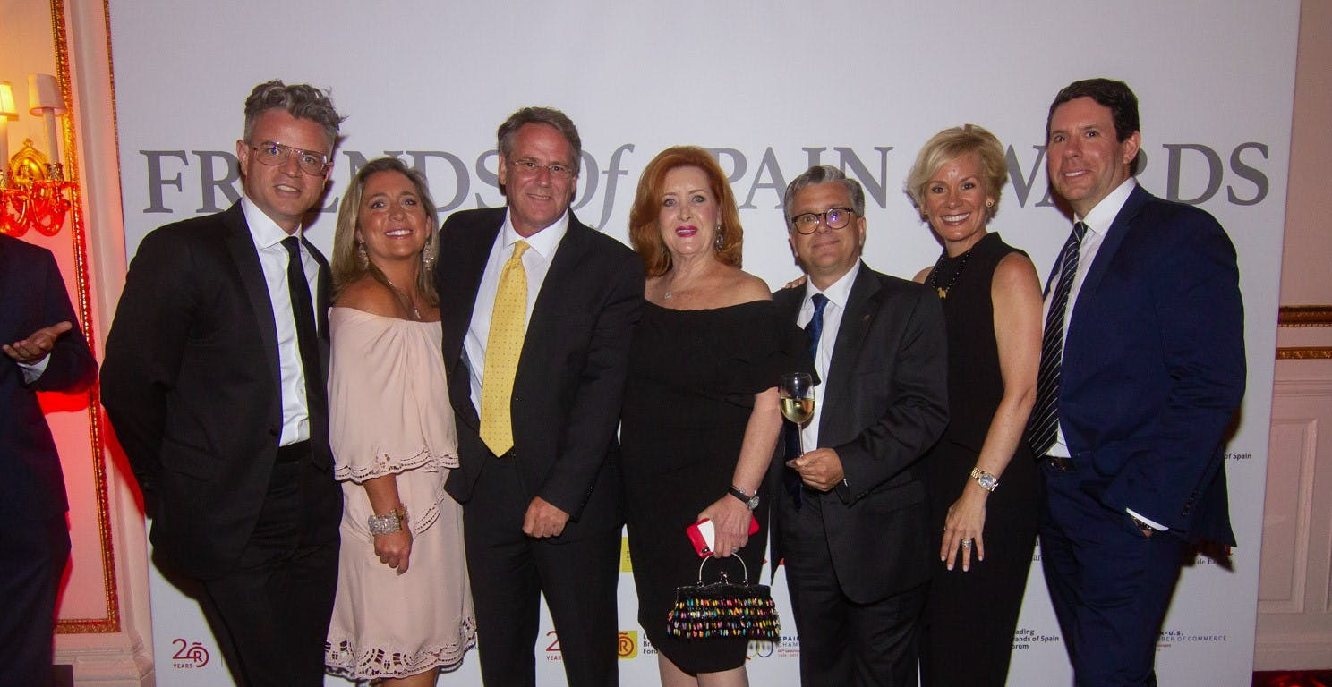 """Image of Friends of Spain2019 Cosentino in Cosentino recognizes ASID and NKBA as """"Friends of Spain"""" in USA - Cosentino"""