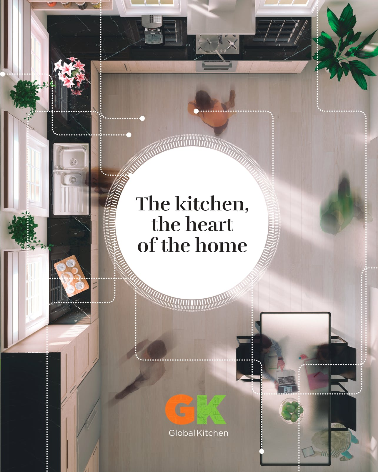 Image of GK ENGPORTADA BAJA page 0001 3 in Global Kitchen: the kitchen, the heart of the home - Cosentino