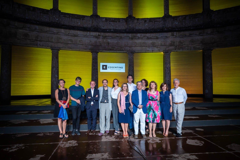 """Image of Grupo Cosentino en cocierto Pablo Heras Casado y Mahler Chamber Orchestra Fermin Rodriguez baja 1 in Cosentino sponsors the closure of """"Festival de Granada"""" - Cosentino"""