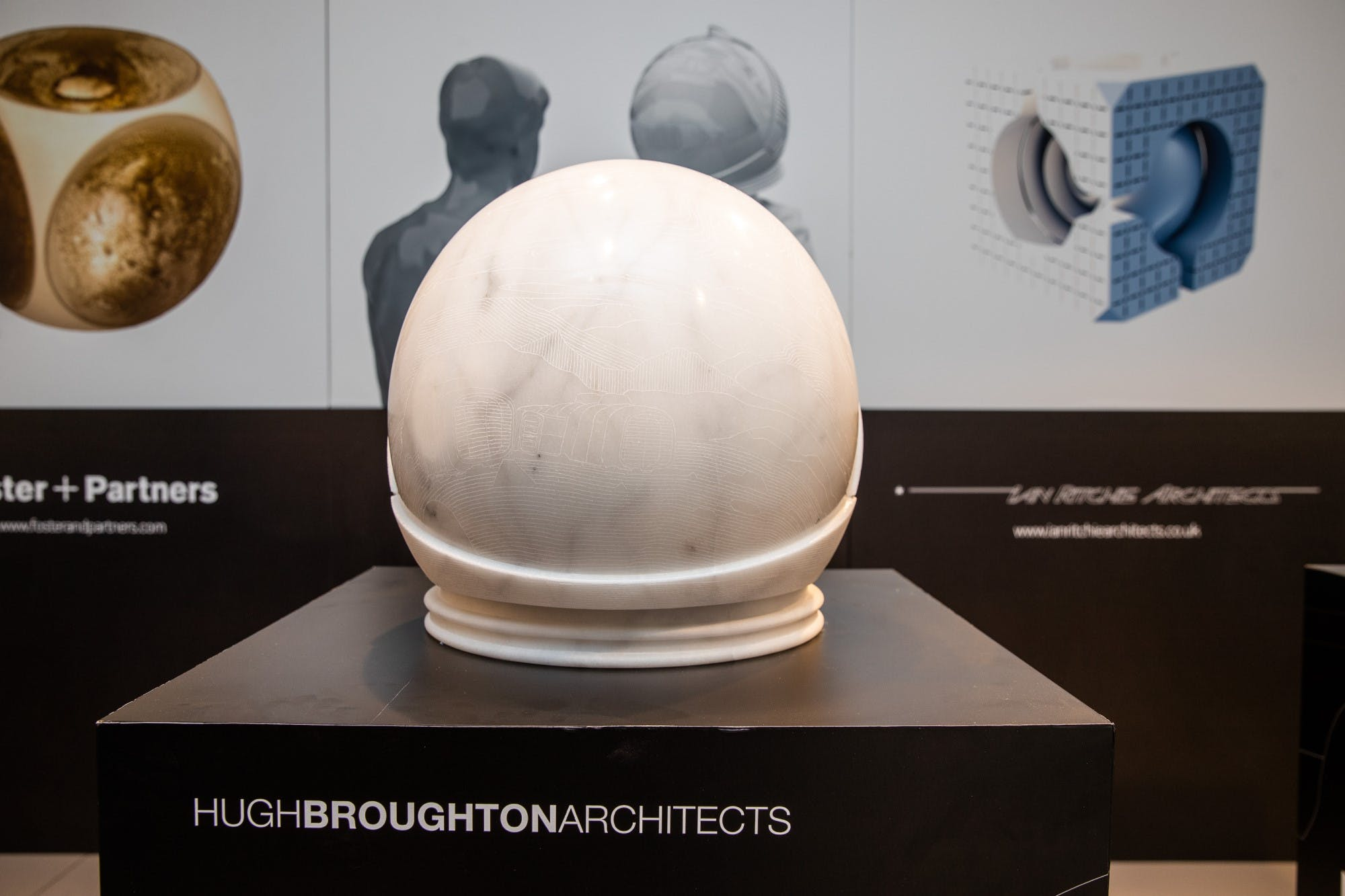 Image of Hugh Broughton Architects Sculpture 4 in Cosentino Announces the Winners of its Carved in Stone Competition - Cosentino