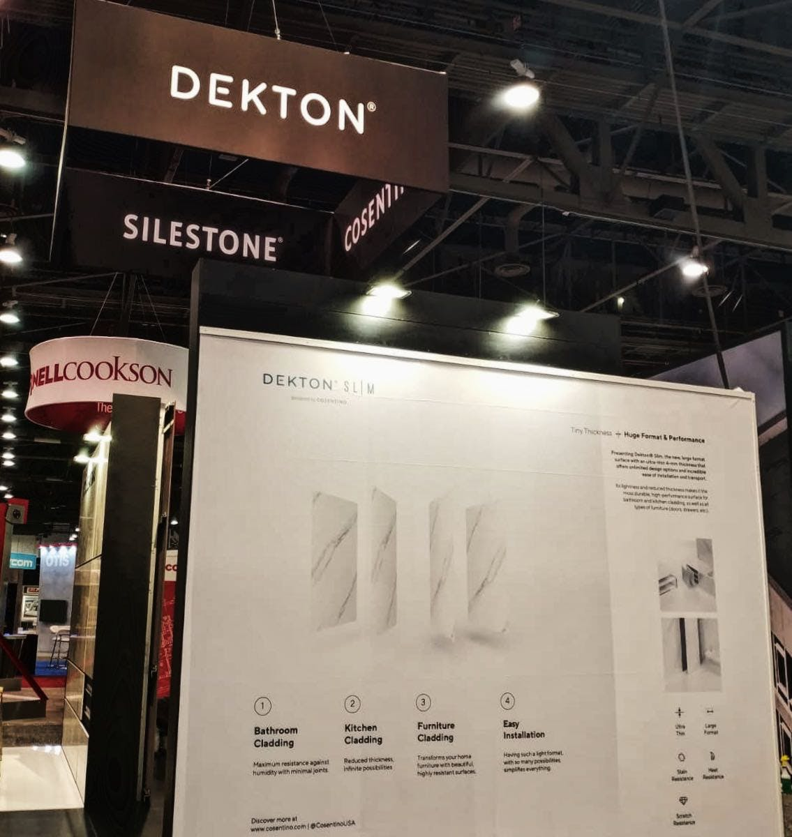 Image of Image from iOS 29 1 in Cosentino present at the American Institute of Architects National Convention - Cosentino