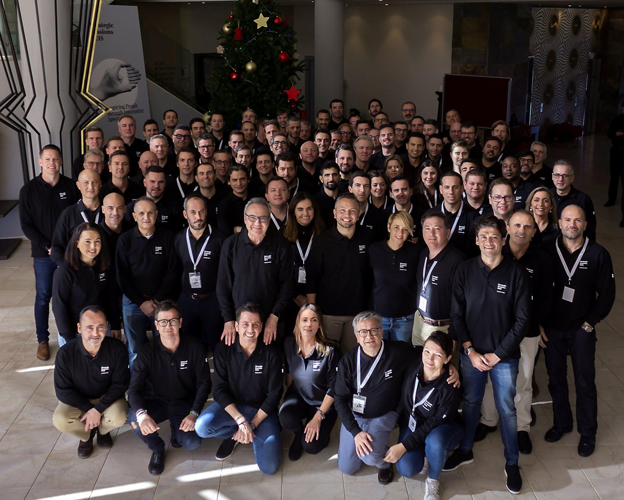 Image of JJEE Cosentino 2018 1 in Cosentino Strategic Conference - Cosentino