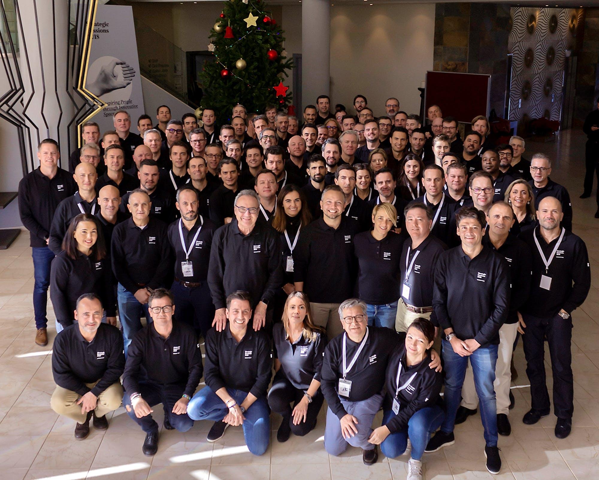 Image of JJEE Cosentino 2018 2 in Cosentino Strategic Conference - Cosentino