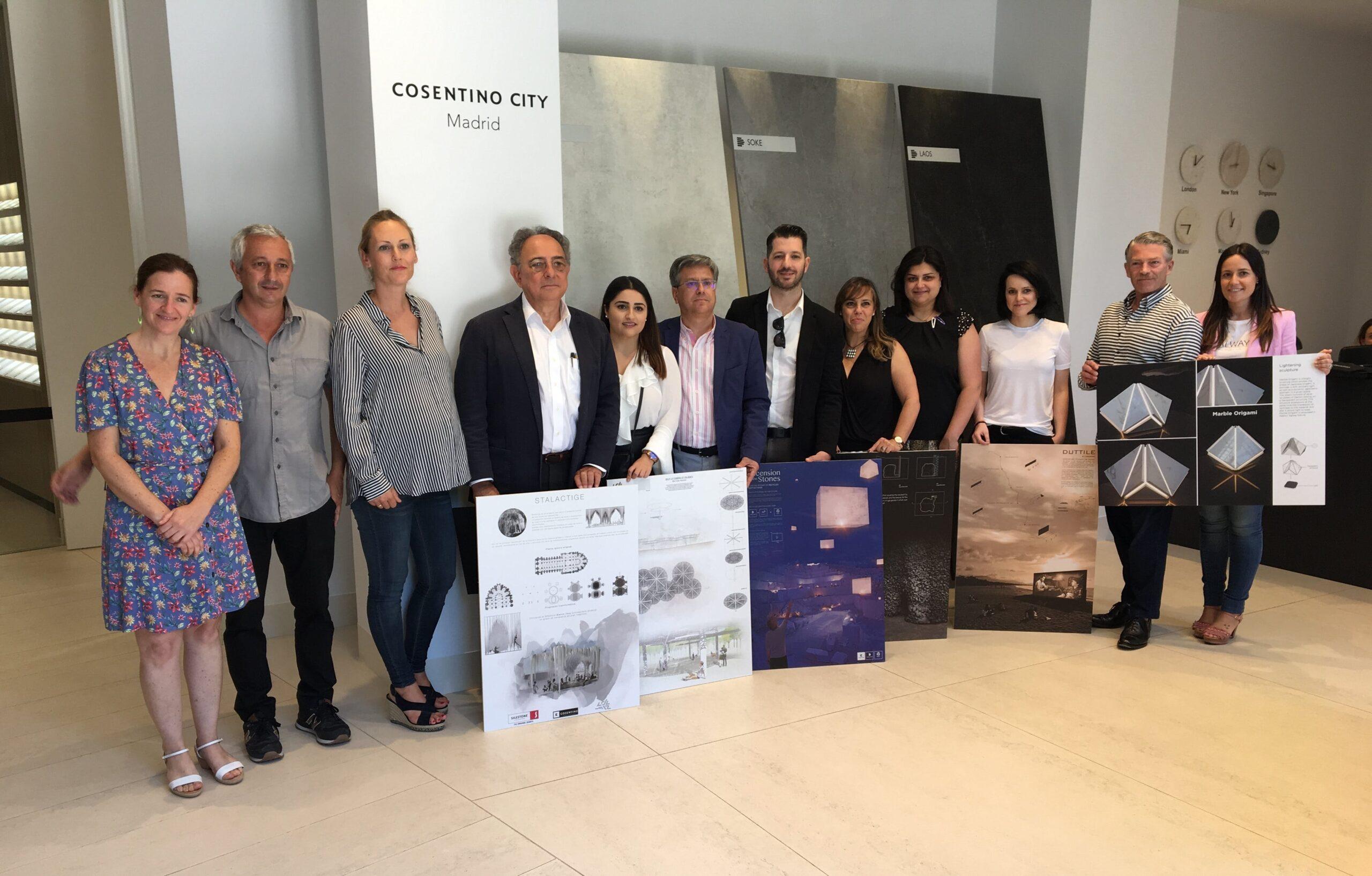 Image of Jurado Ganadores CDC12 2 1 1 scaled in 12th Cosentino Design Challenge Winners - Cosentino