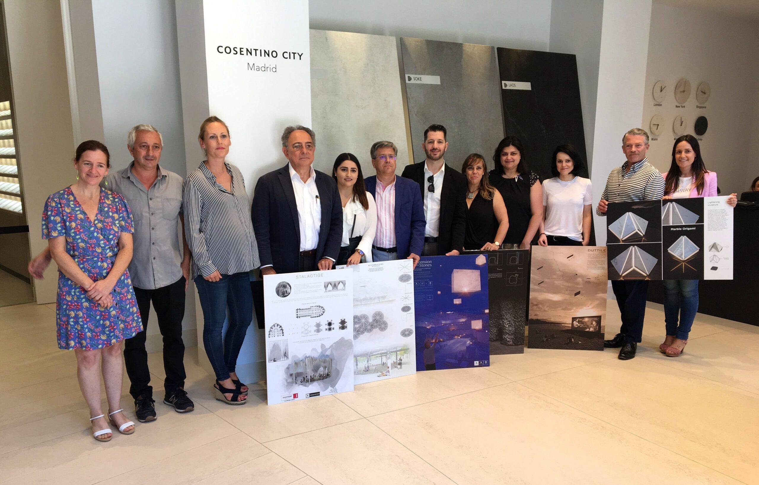 Image of Jurado Ganadores CDC12 2 2 scaled in 12th Cosentino Design Challenge Winners - Cosentino