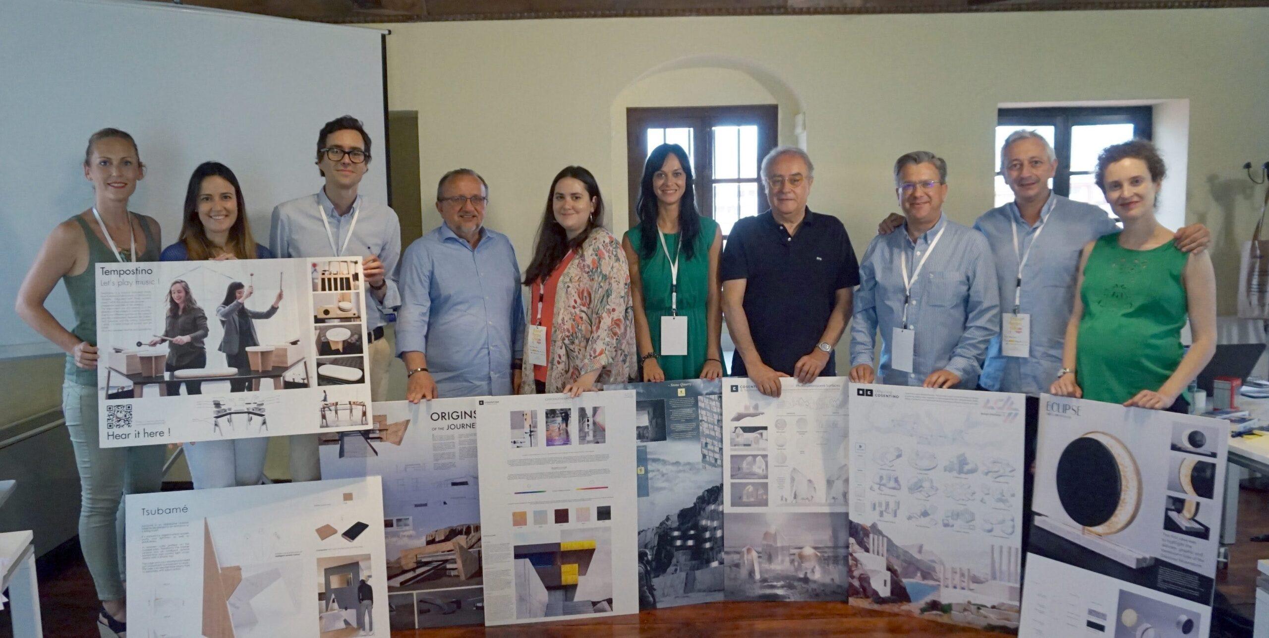 Image of Jurado y Organizacion CDC11 e1497009523565 1 3 scaled in Cosentino announces the winners of the 11th Cosentino Design Challenge - Cosentino