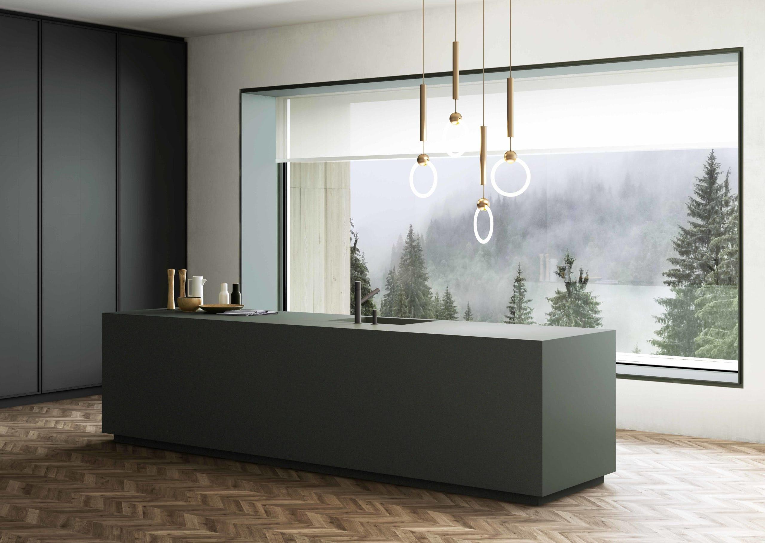 Image of Kitchen Dekton FEROE blog scaled 2 in Dekton® Chromica by Daniel Germani - Cosentino