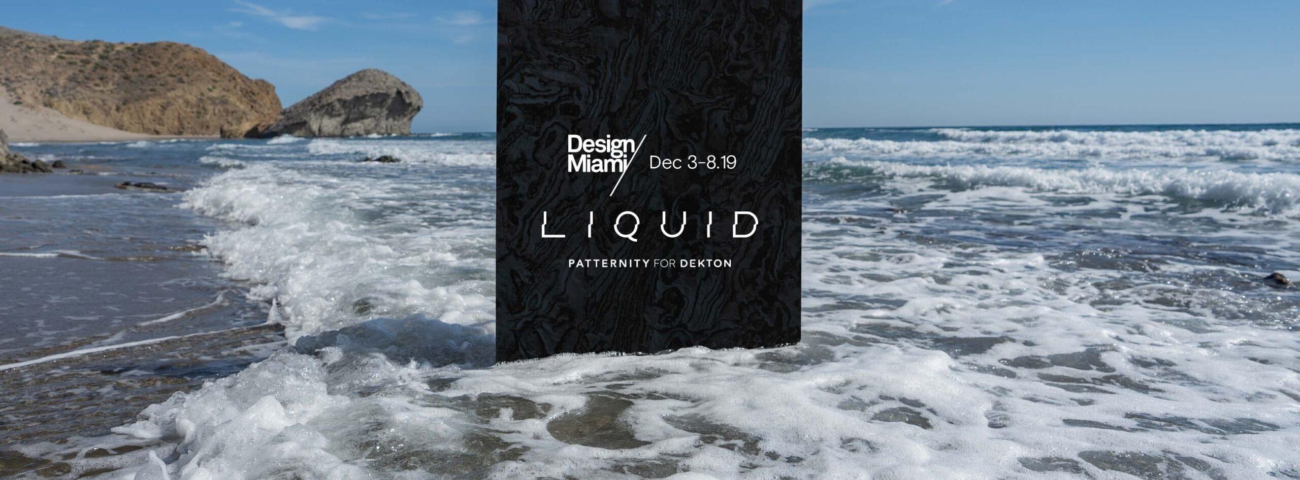 Image of Liquid Miami 1 2 scaled in Cosentino returns to Miami Design Week 2019 - Cosentino