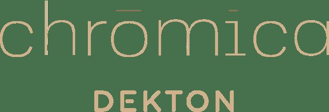 Image of Logo Principal chromica 2 in Dekton® Chromica by Daniel Germani - Cosentino