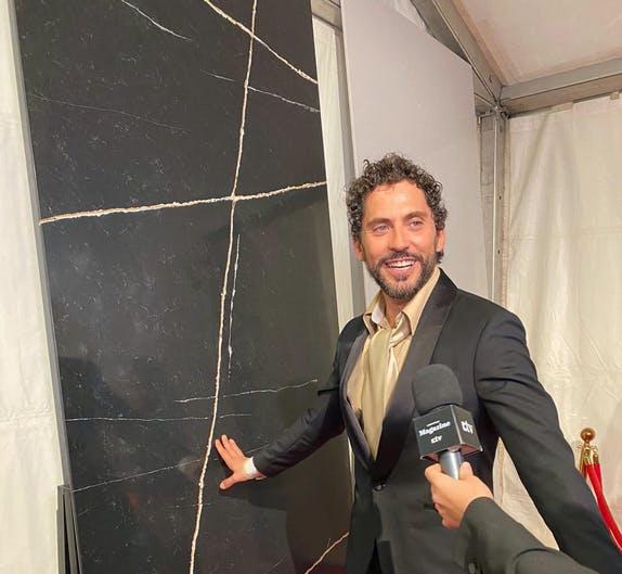 Image of Paco Leon Silestone PF20 1 in Silestone® set to dazzle at the 2020 Feroz Awards - Cosentino