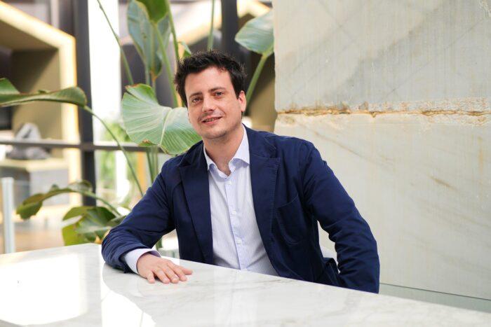 "Image of Paco Martinez Cosentino Alfonso 2021 2 11 in Cosentino creates ""Digital Business Unit"" for its digital transformation - Cosentino"