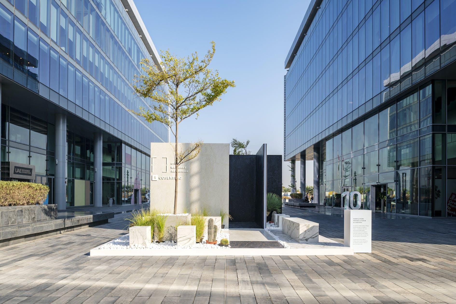 Image of Pardis DektonbyCosentino DDW 2020 1 1 in Cosentino presents 'Pardis' at Dubai Design Week 2020 - Cosentino