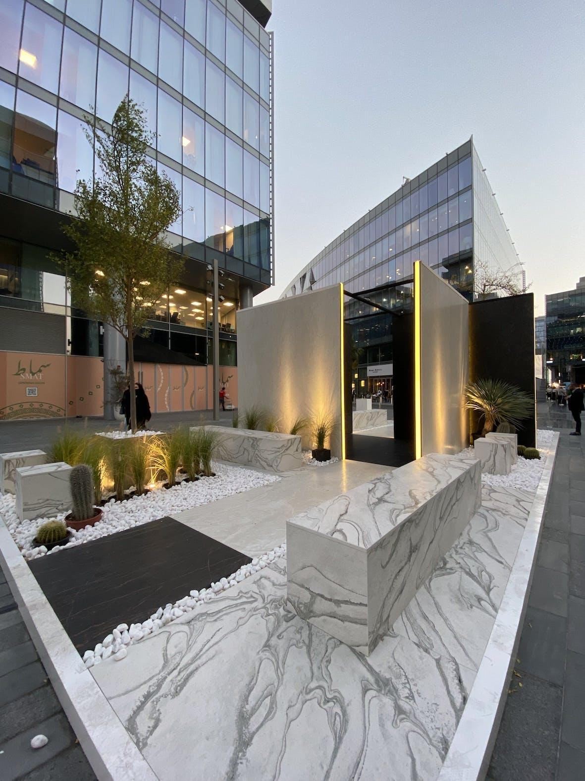 Image of Pardis DektonbyCosentino DDW 2020 3 1 in Cosentino presents 'Pardis' at Dubai Design Week 2020 - Cosentino