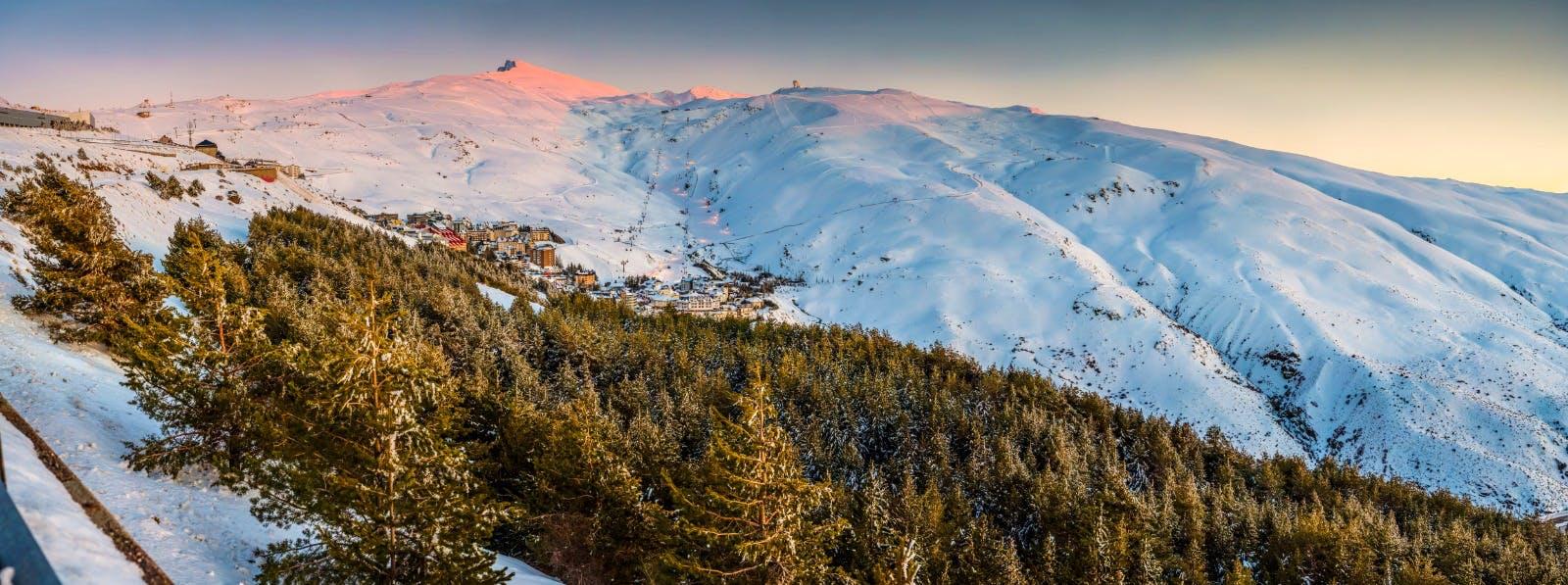 Image of PepeMarinSN9 3 in Cosentino, Official Sponsor of Sierra Nevada's Ski Resort - Cosentino