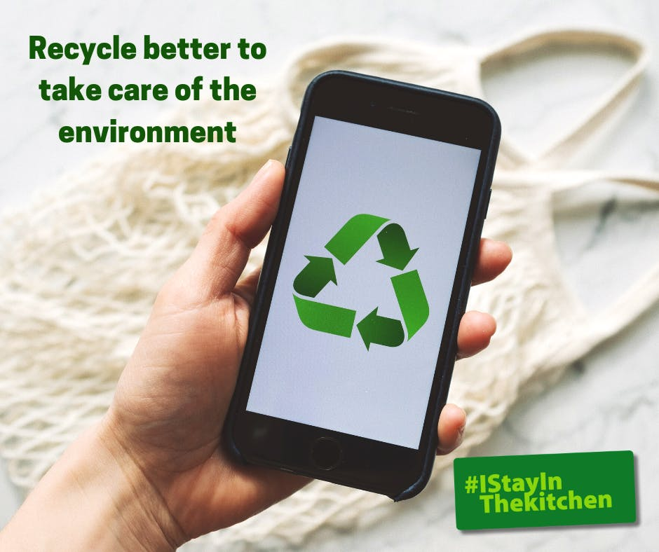 Image of Recycle.post 1 in How to recycle better and take care of the environment - Cosentino