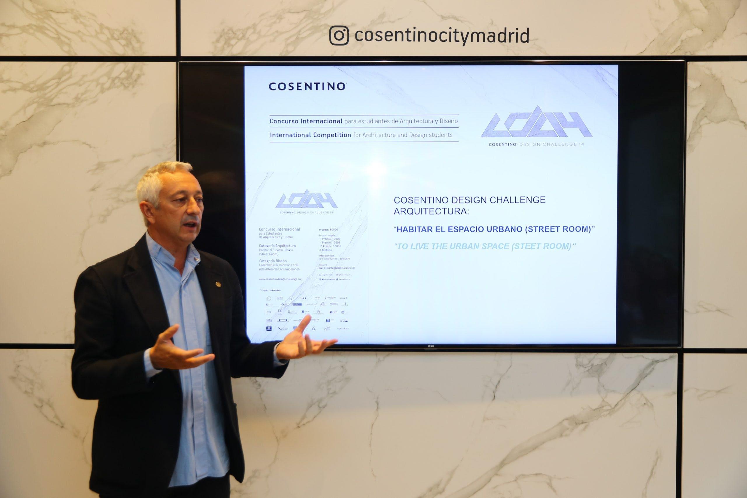 Image of Ricardo Santonja CDC14 blog scaled 1 in Cosentino Design Challenge 14 is extending its deadlines - Cosentino
