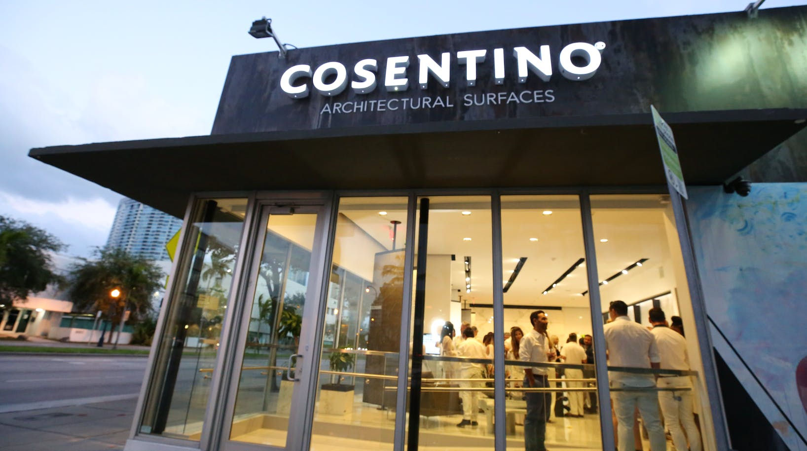 Image of Screen Shot 2019 05 24 at 11.47.47 AM 1 in Cosentino Hosts an All-White Themed Party to Celebrate the First Anniversary of the Miami Cosentino City Showroom - Cosentino