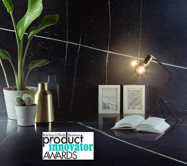Image of Screen Shot 2019 10 09 at 10.14.31 AM in Silestone Eternal Noir Takes Third Place in the 2019 Kitchen & Bath Business Product Innovator Awards - Cosentino