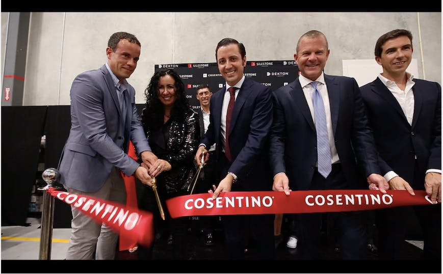 Image of Screen Shot 2019 10 18 at 10.11.36 AM in Cosentino Opens New Center in Tampa - Cosentino