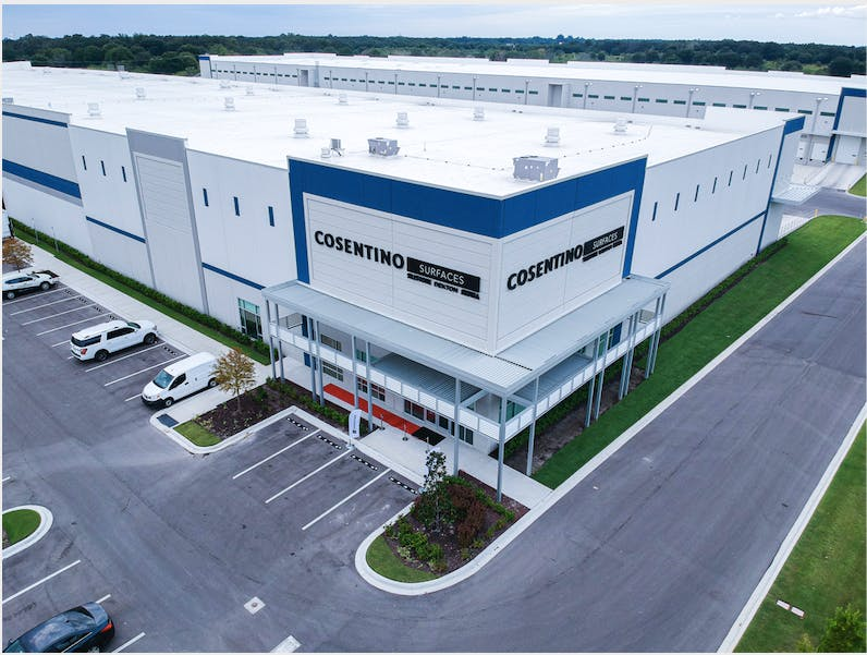 Image of Screen Shot 2019 10 18 at 8.48.04 AM 1 in Cosentino Opens New Center in Tampa - Cosentino