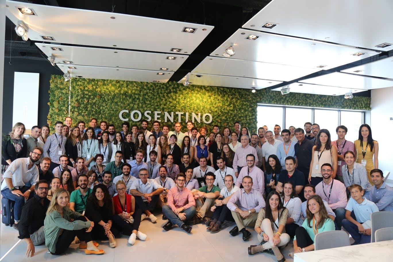 Image of Seminario Fundacion Eduarda Justo 1 in Cosentino places its faith in innovation to contribute to the 2030 Agenda - Cosentino