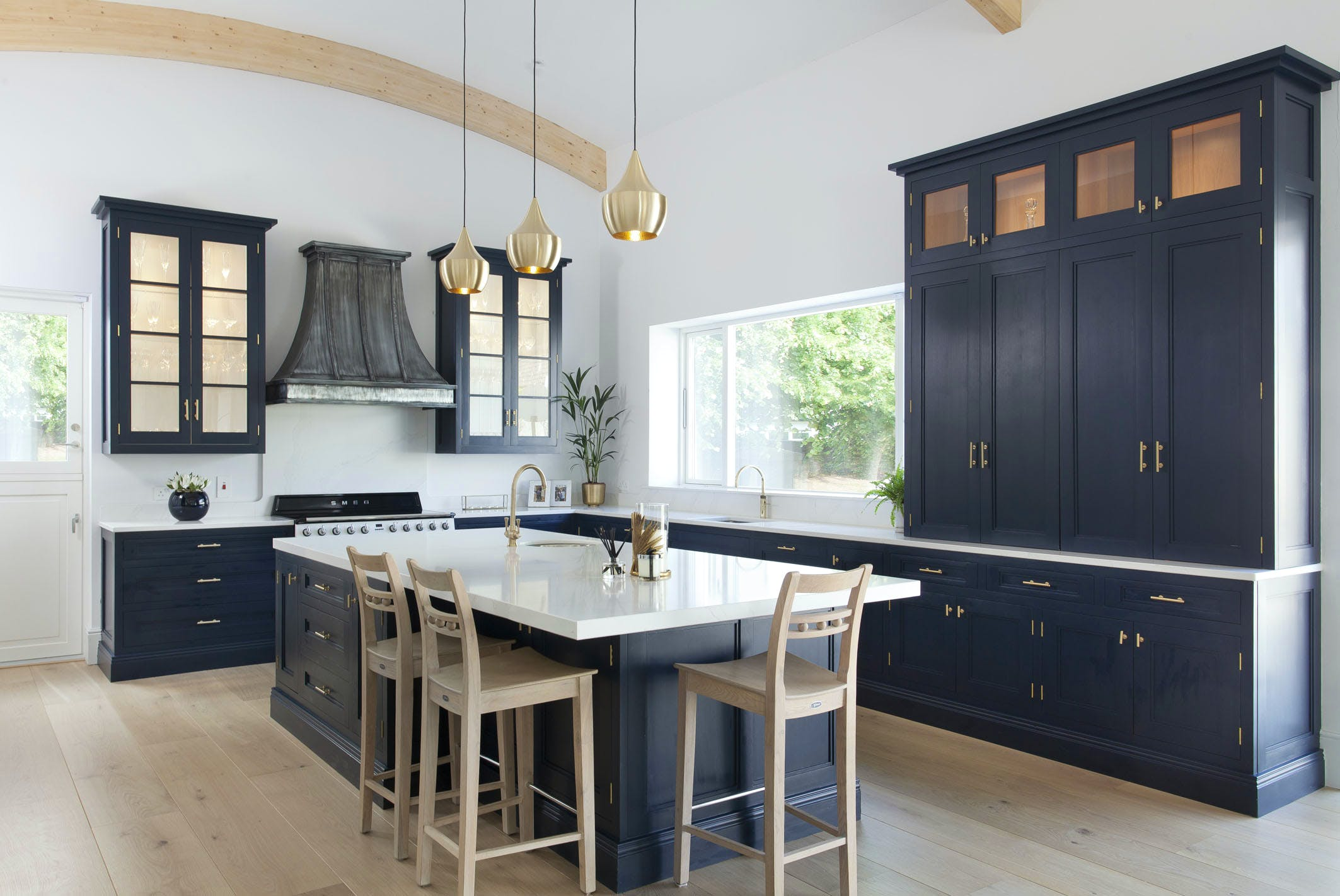 Image of Shalford Interiors Silestone Calacatta Gold 1 in The Top 7 Kitchen Makeover Trends - Cosentino