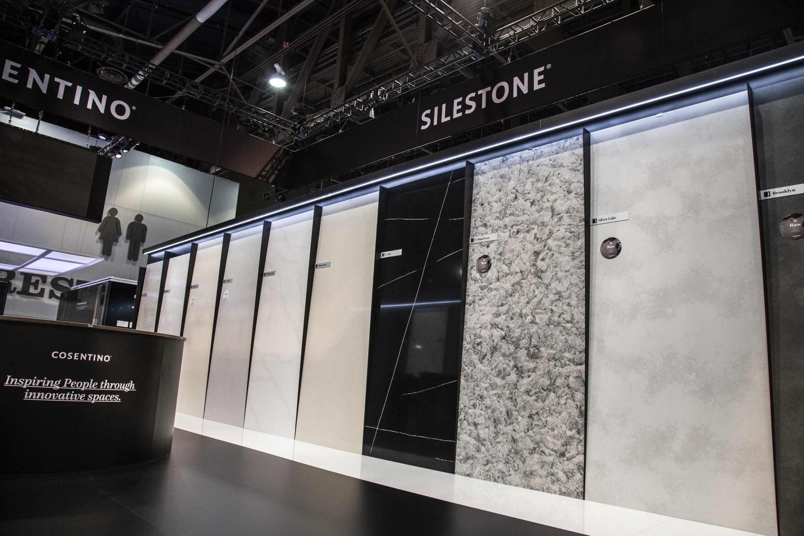 Image of Silestone en KBIS 2019 baja 1 scaled in Cosentino at KBIS 2019 - Cosentino
