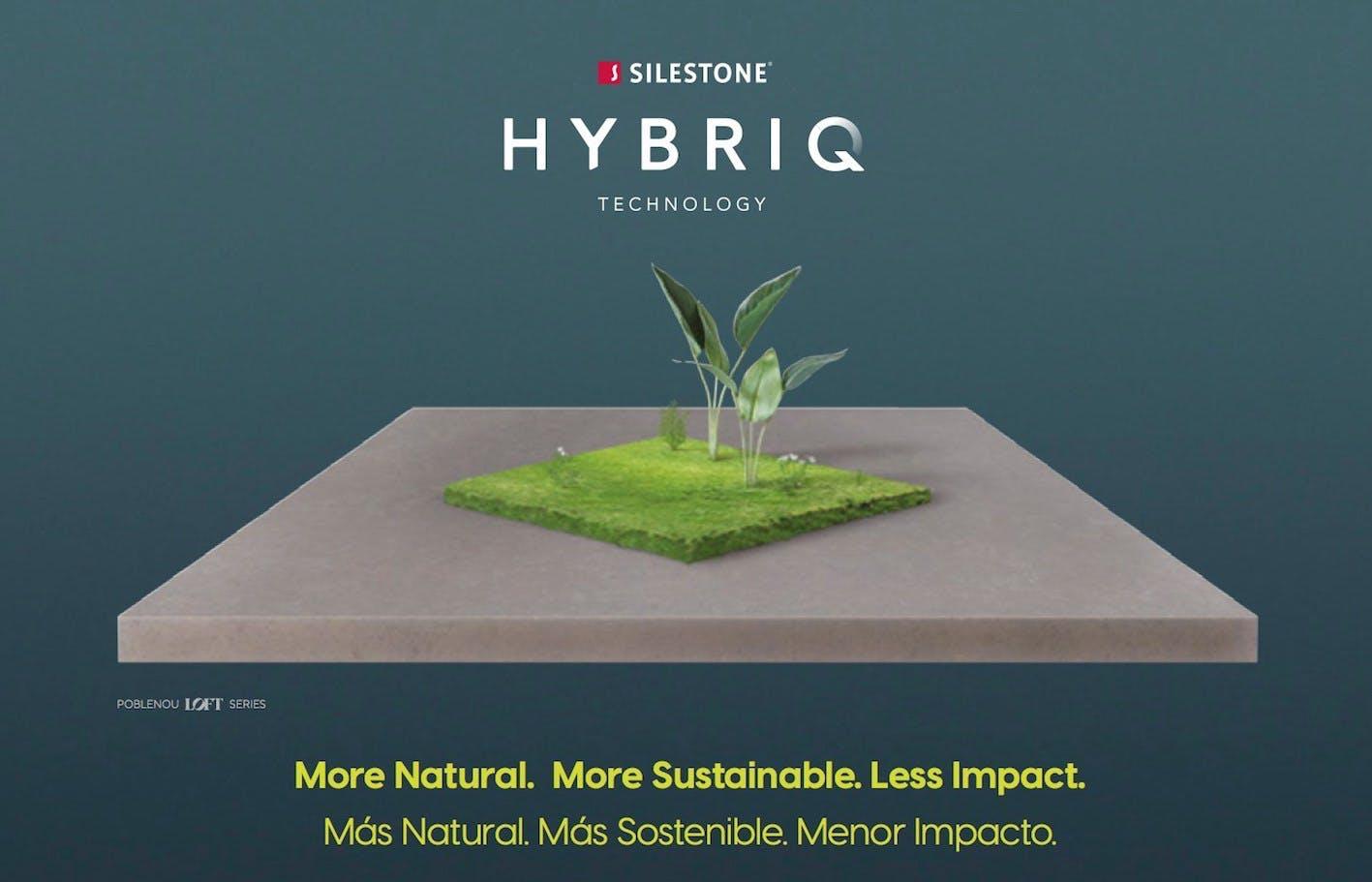 Image of Silestone HybriQ 21 1 6 in Cosentino Group reports strong results in 2020 - Cosentino