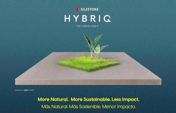 Image of Silestone HybriQ 21 5 in Global Kitchen: the kitchen, the heart of the home - Cosentino