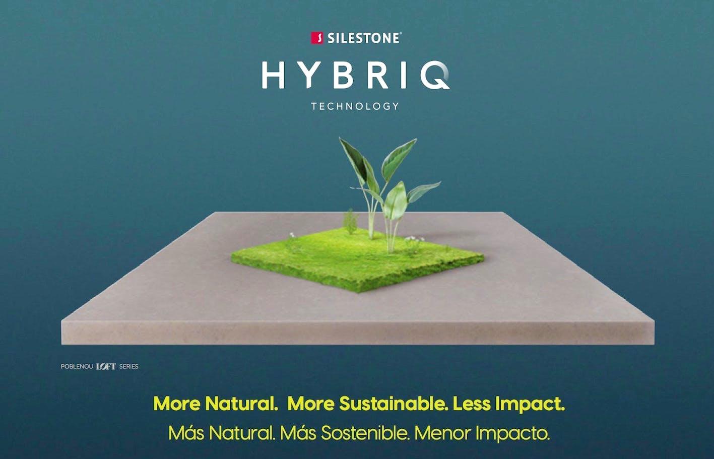 Image of Silestone HybriQ 21 5 in Cosentino Group reports strong results in 2020 - Cosentino