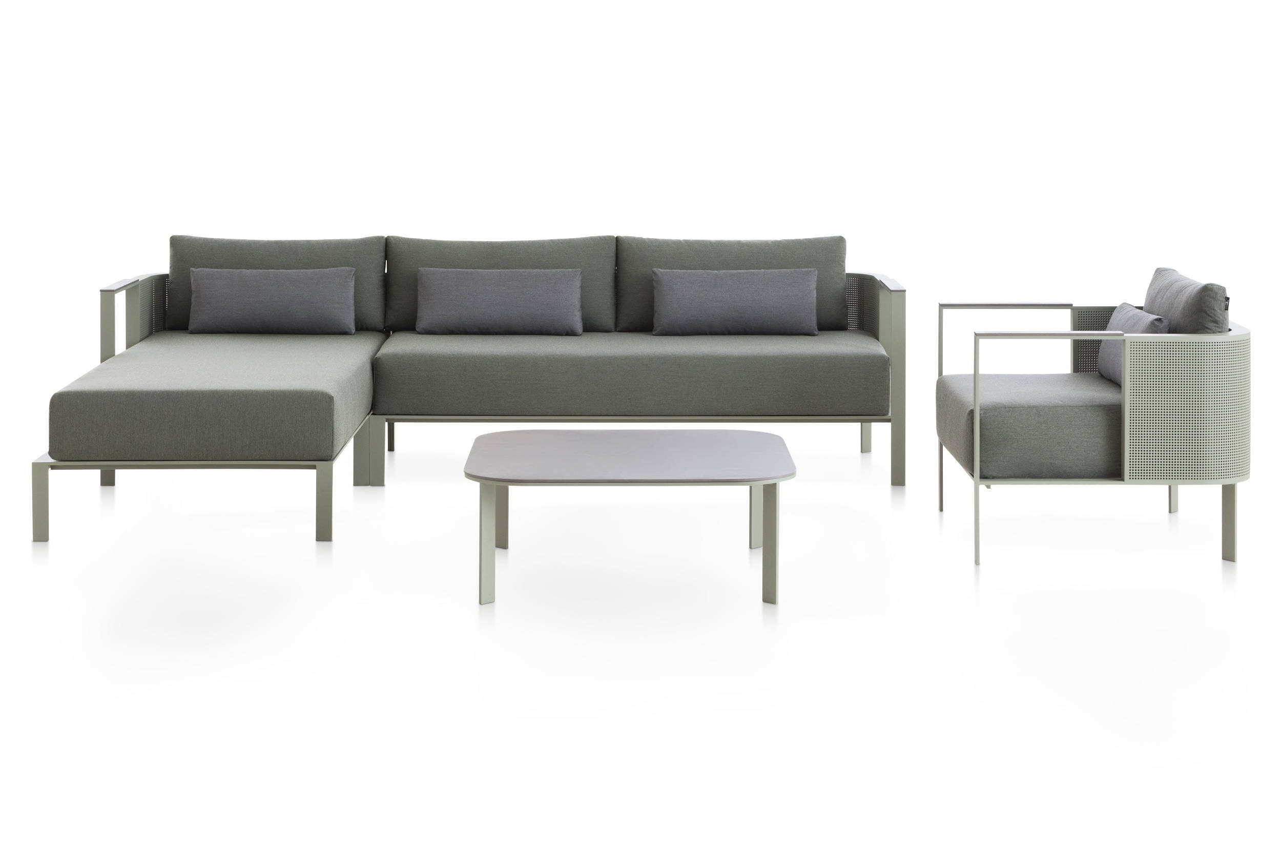 Image of Solanas composition 2 1 in Outdoors spaces that break design boundaries with indoors - Cosentino