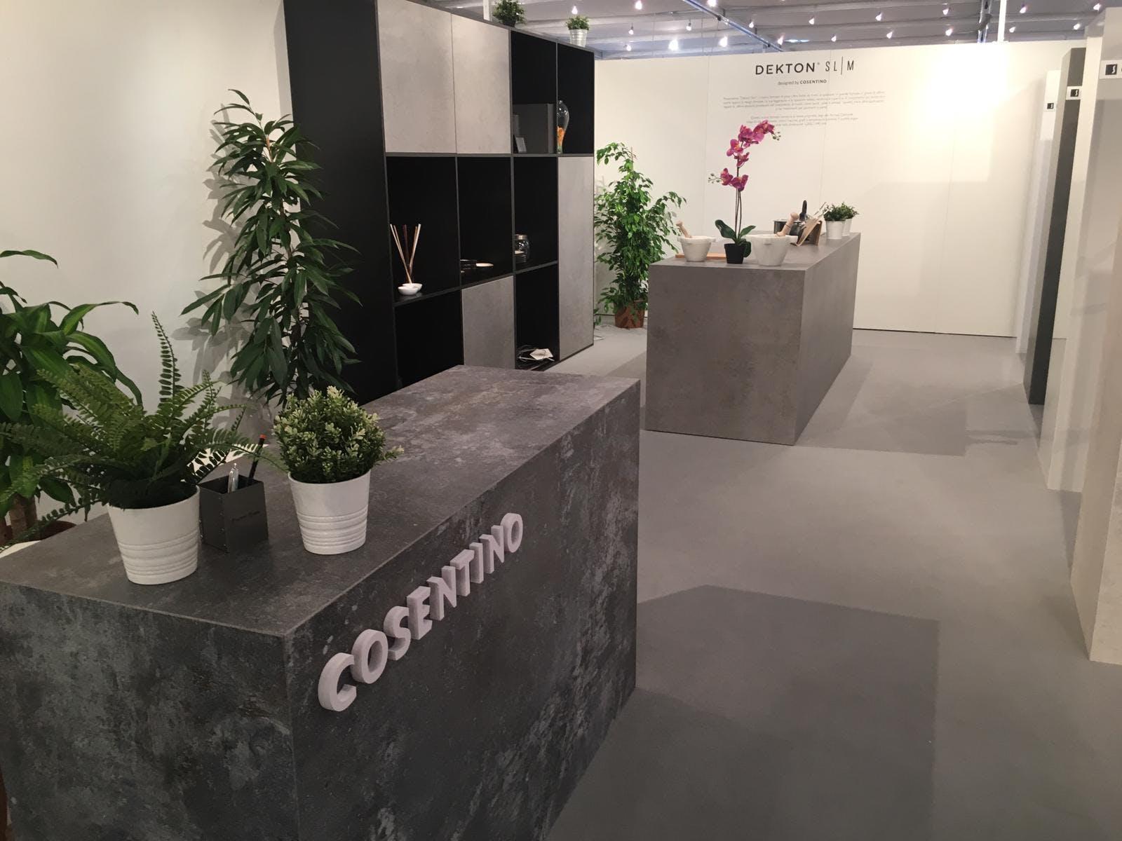 Image of Stand Cosentino en Sicam 2018 1 1 in Cosentino Group present at Sicam 2018 - Cosentino