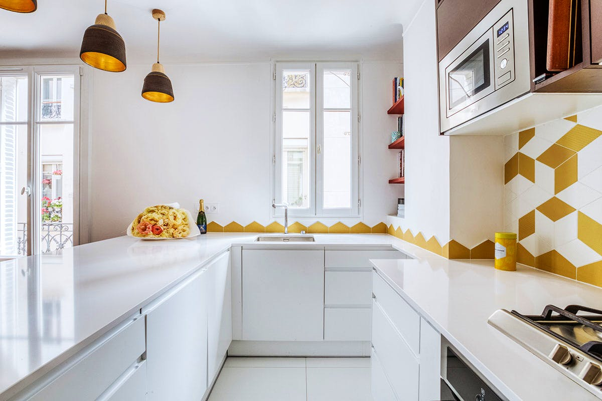 Image of Vincennes 2 2 in How to organise your kitchen and keep it that way - Cosentino